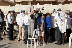 Стена Иерусалима западная Стоковые Изображения RF