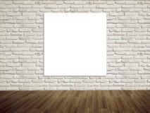 стена изображения пустой штольни искусства самомоднейшая Стоковое Изображение RF
