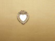 стена изображения сердца рамки вися Стоковое фото RF