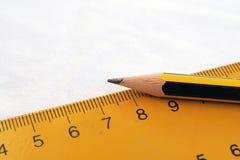 стена инструмента ролика картины конструкции крытая Стоковая Фотография RF