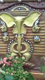 Стена искусства Стоковое Фото