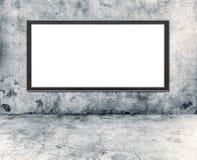 Стена и плазма Стоковые Фотографии RF