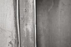 Стена и шнур стоковые фотографии rf