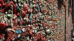 Стена камеди Сиэтл стоковые фото