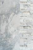 Стена каменной текстуры внутренняя Стоковая Фотография RF