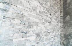 Стена каменной текстуры внутренняя Стоковые Изображения RF