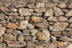 стена камней Стоковые Изображения