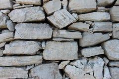 Стена камней Стоковое Фото