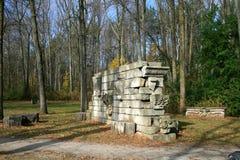 стена камней Стоковые Фотографии RF