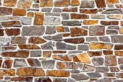 Стена камня Стоковые Изображения RF