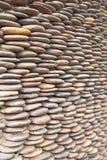 стена камушка круга Стоковое Изображение