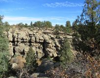 Стена каньона Стоковые Фотографии RF