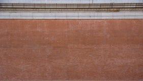 стена карниза кирпича каменная Стоковое Изображение