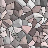 стена картины безшовная каменная Стоковое Изображение RF
