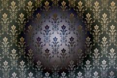 стена картины искусства тайская Стоковое Фото