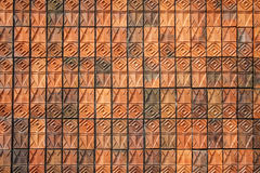 Стена картины кирпича каменная Стоковое Фото
