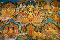стена картины церков Стоковое Изображение RF
