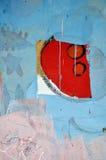 Стена картины Стоковая Фотография RF