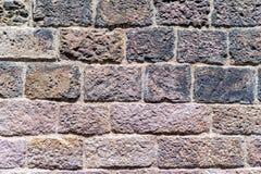 Стена кирпича каменная Стоковая Фотография RF