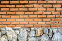 стена кирпича предпосылки каменная Стоковое Фото