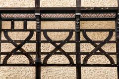 стена кирпича предпосылки старая Стоковая Фотография
