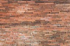 стена кирпича старая красная Картина taxtured предпосылка Стоковое Фото