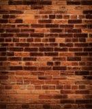 стена кирпича старая красная Стоковые Изображения RF