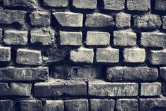 стена кирпича старая Предпосылка Grunge backhander стоковое фото