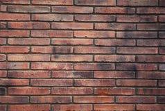 Стена кирпича старая текстурированная для дизайна или конспекта предпосылки Стоковое Изображение
