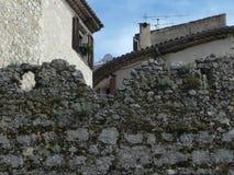 стена кирпича старая Стоковые Изображения RF
