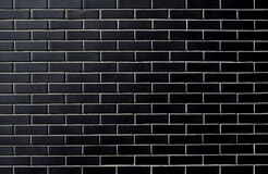 Стена кирпича черная классицистический фасад Стоковое Изображение