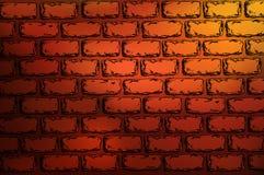 стена кирпичей Стоковое фото RF