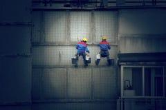 стена колеривщиков Стоковая Фотография RF