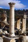 стена колонок Стоковое Изображение