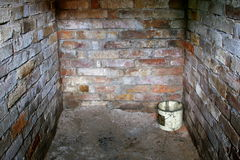 стена конца Стоковые Фотографии RF