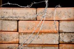 Стена, концепция иммиграции стоковые изображения