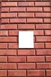стена космоса красного песчаника Стоковые Фото
