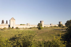 Стена кольца всемирного наследия Стоковое фото RF
