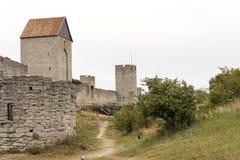 Стена кольца всемирного наследия Стоковое Изображение RF