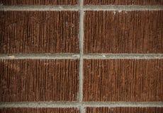 Стена красного кирпича Стоковое Фото