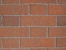 стена красного цвета кирпича предпосылки Стоковые Изображения RF
