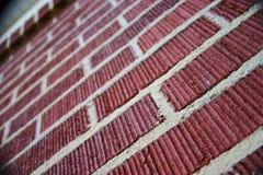 стена красного цвета кирпича Стоковое Изображение RF