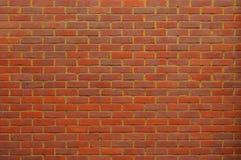 стена красного цвета кирпичей Стоковые Фотографии RF