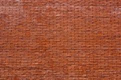 стена красного цвета кирпичей Стоковая Фотография RF