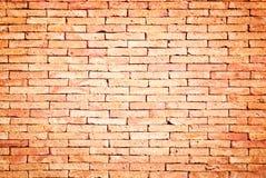 Стена красных кирпичей Стоковое Фото
