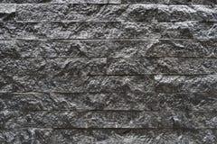 Стена кроет серую каменную картину черепицей стены плитки Справочная информация Стоковые Фото