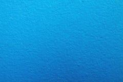 Стена 1 макроса текстур предпосылок голубая Стоковая Фотография