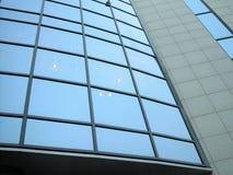 Стена места сосредоточения магазинов Стоковая Фотография RF