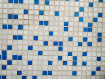 Стена мозаики Стоковое Фото