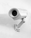 стена наблюдения обеспеченностью принципиальной схемы камеры Стоковая Фотография RF